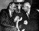 The Mossadeq administration introduced a wide range of social reforms but was most notable for its nationalization of the Iranian oil industry, which had been under British control since 1913 through the Anglo-Persian Oil Company.<br/><br/>  Mosaddegh was removed from power in a coup on 19 August 1953, organised and carried out by the United States CIA at the request of British MI6 which chose Iranian General Fazlollah Zahedi to succeed Mosaddegh.<br/><br/>  While the coup is commonly referred to as Operation Ajax after its CIA cryptonym, in Iran it is referred to as the 28 Mordad 1332 coup, after its date on the Iranian calendar. Mosaddegh was imprisoned for three years, then put under house arrest until his death at Ahmadabad, India, in 1967.